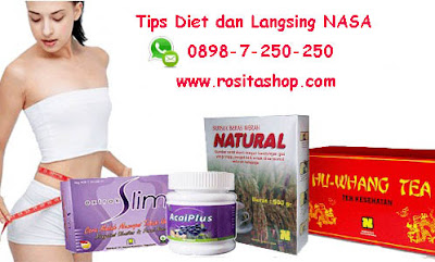 suplemen diet langsing alami