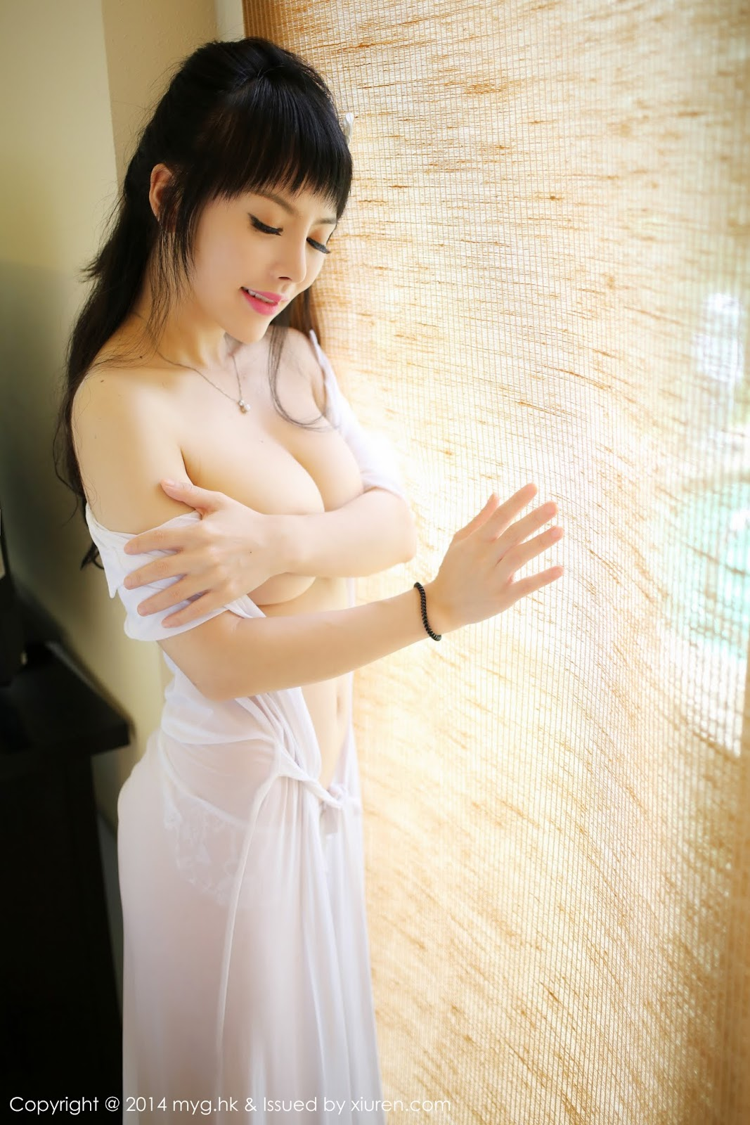 0037 - Sexy Nude Model MYGIRL VOL.49