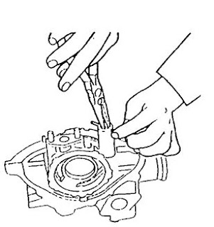merakit relief valve
