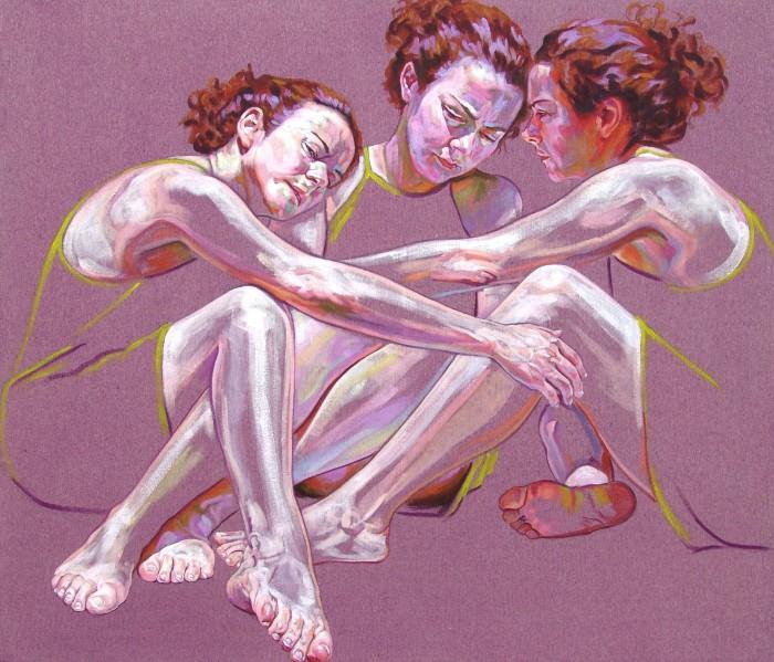 Автобиографические картины. Cristina Troufa