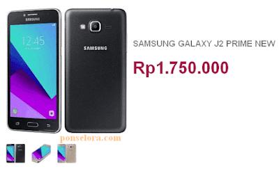 HP Samsung Galaxy J2 Prime, spesifikasi Mantap Harga 1 Jutaan