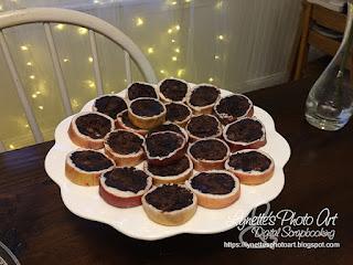 Brownie Mini Cakes