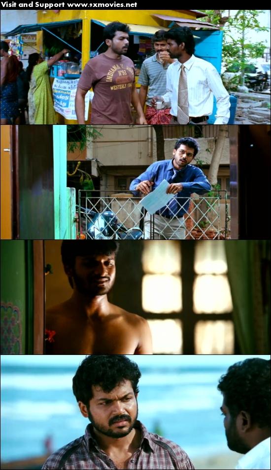 Naan Mahaan Alla 2010 UNCUT Dual Audio Hindi 720p BluRay
