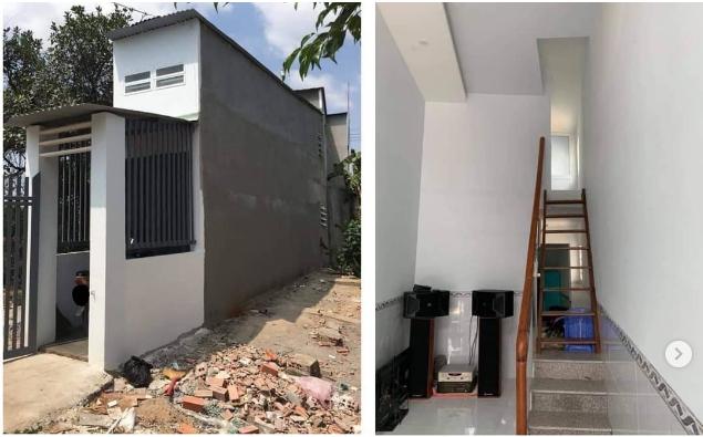 Wanita Ini Terkejut Lihat Rumah yang Dibuat Suaminya, Ukuran 1x10 Meter Bisa Jadi Inspirasi