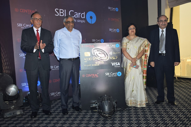 Central and SBI Card launch premium co-branded credit card