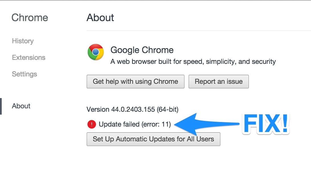 Best Customer Service USA: How to Correct Google-Chrome Update Issues?