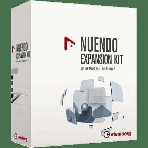 Download Nuendo v4.3 Incl Expansion Kit Full version