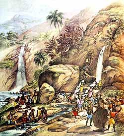 Ciclo do Ouro no Brasil Colonial