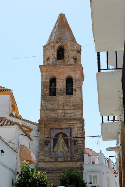 Iglesia de la Victoria en Medina Sidonia