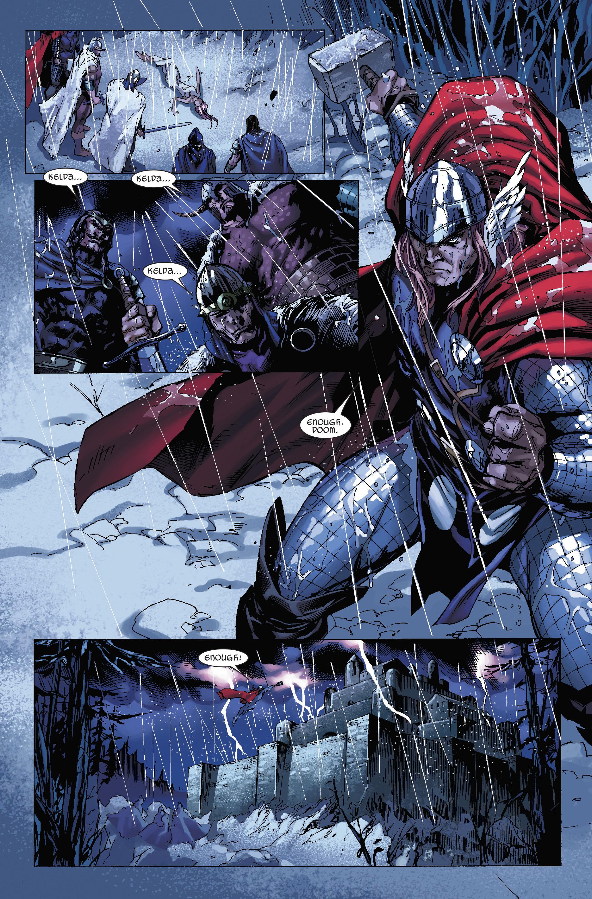 Thor (2007) Issue #605 #18 - English 11