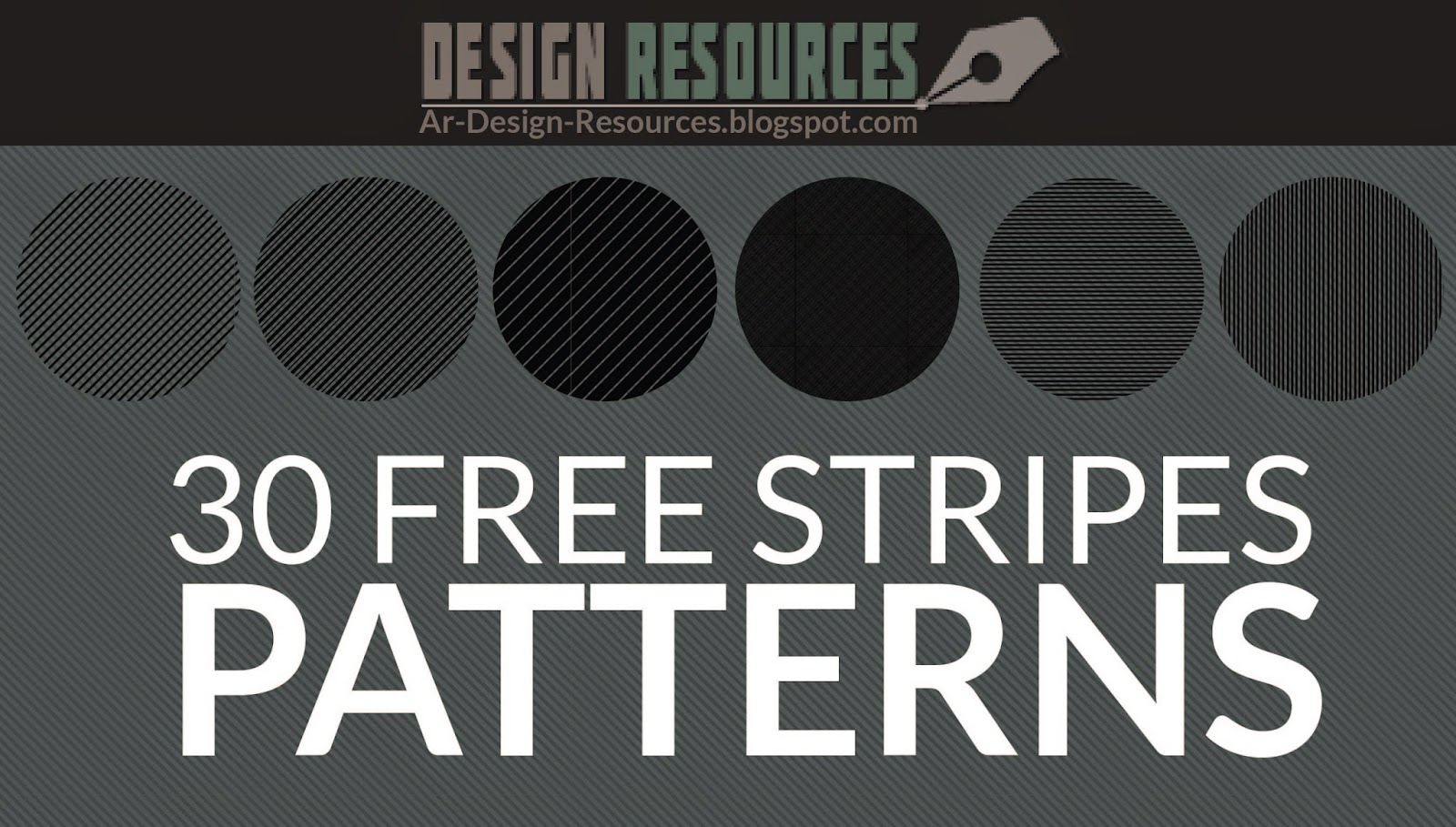 30 Stripes Patterns — Illustrator Add-ons
