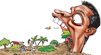 Land Mafia Out Of Control In Uttar Pradesh