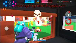 Gameplaynya sebenarnya cukup pasaran sih Game:  FRAG Pro Shooter apk