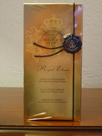 Perlier Royal Elixir Facial Serum