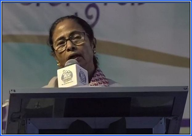 Mamata Banerjee in Darjeeling for Loksabha Election 2019