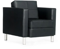 Global Citi Lounge Chair - InStock