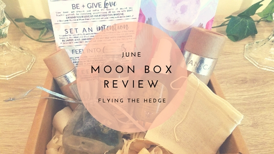 Moon Box Review: June