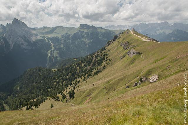 Passo di Pordoi Italia Dolomitas