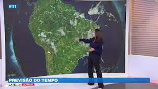 Semana começa com chuva na maior parte do Brasil