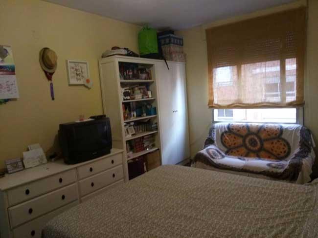 piso en venta calle tarragona castellon habitacion