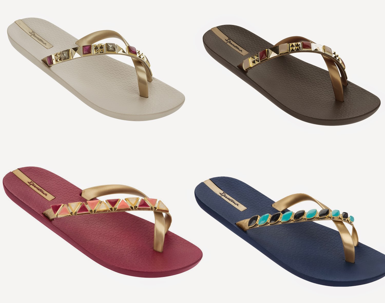 fae3155bf59e Then the cute Mother-Daughter matching flip flops called GB Sandal Fem. I  wish I had a daughter