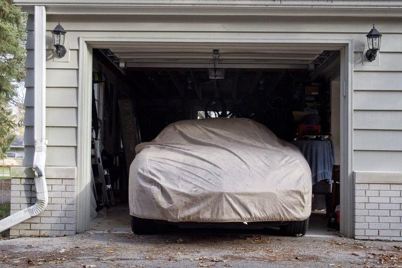Tips on Vehicle Storage Procedures