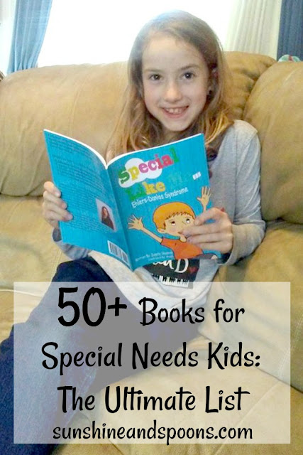 50+ Books for Special Needs Kids: The Ultimate List