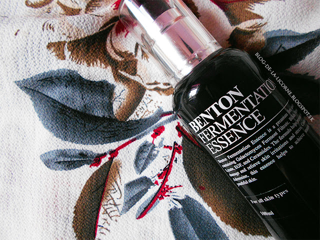 Benton Fermantation Essence Review
