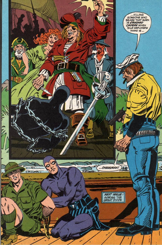 Read online The Phantom (1988) comic -  Issue #1 - 30