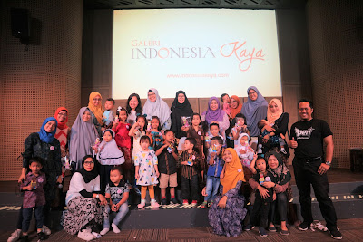 #temanmain22 : Indonesia Heritage