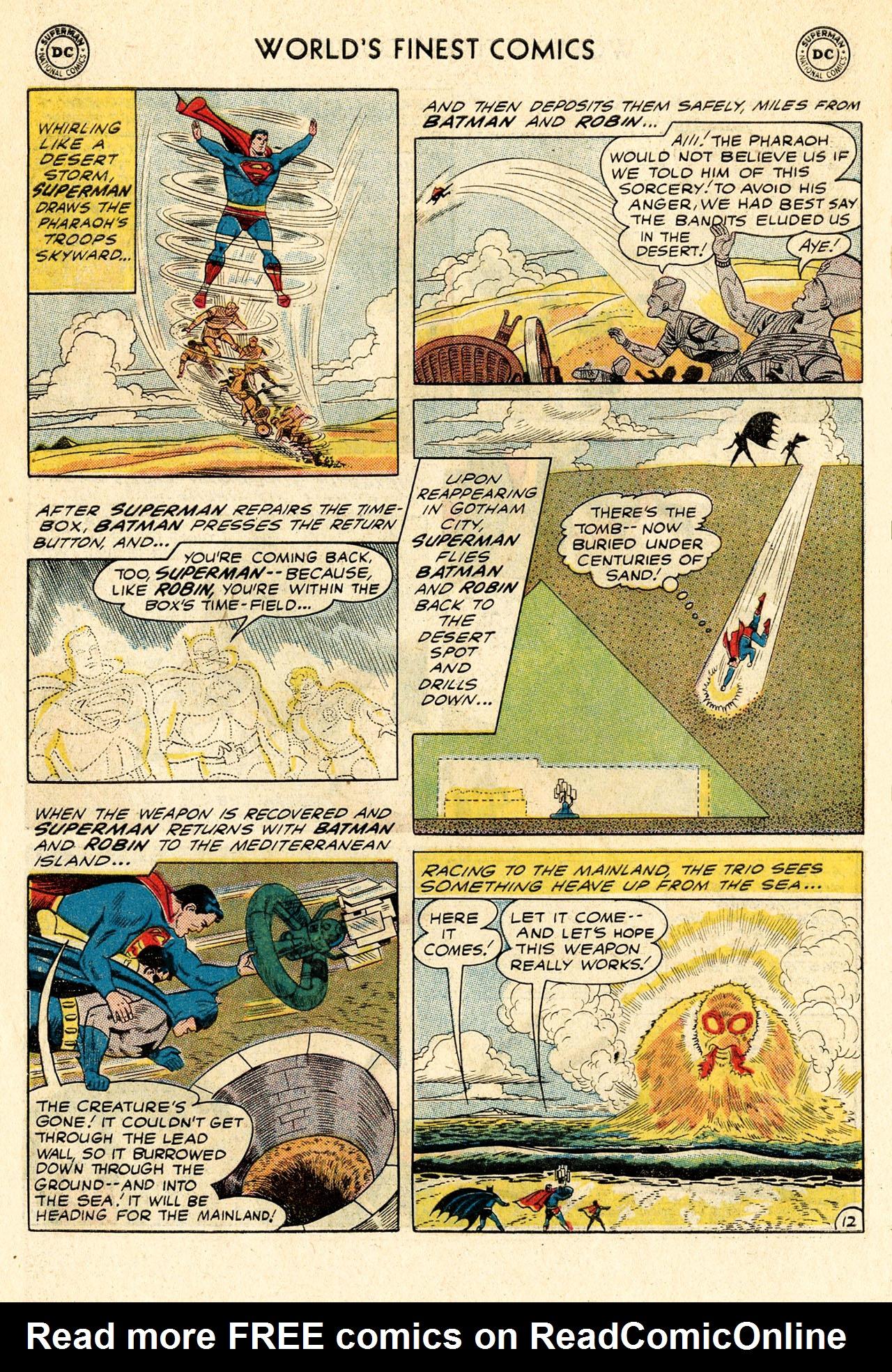 Read online World's Finest Comics comic -  Issue #107 - 14