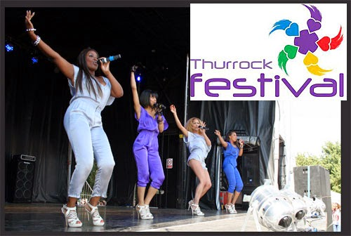 Thurrock Festival 2014 on the 26th and 27th of July