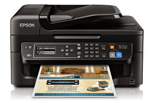 Epson WF 2650 Printer Driver Download