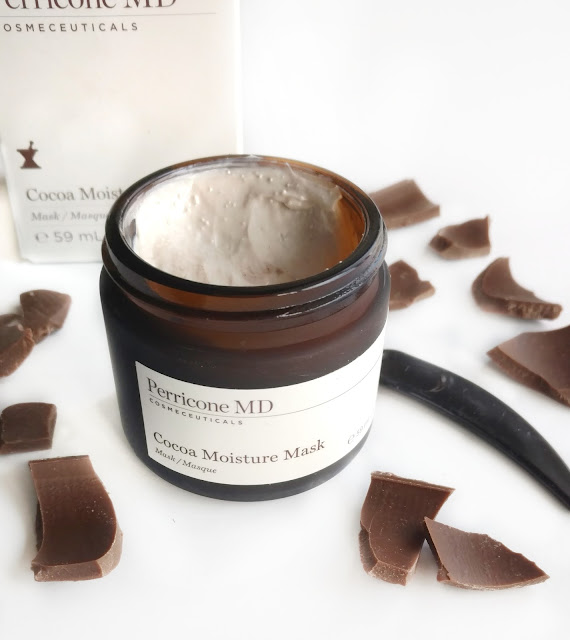 perricone md cocoa moisture mask review