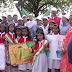 राष्ट्रपिता महत्मा गाँधी के जन्म दिवस पर बच्चों ने निकाली स्वच्छता रैली