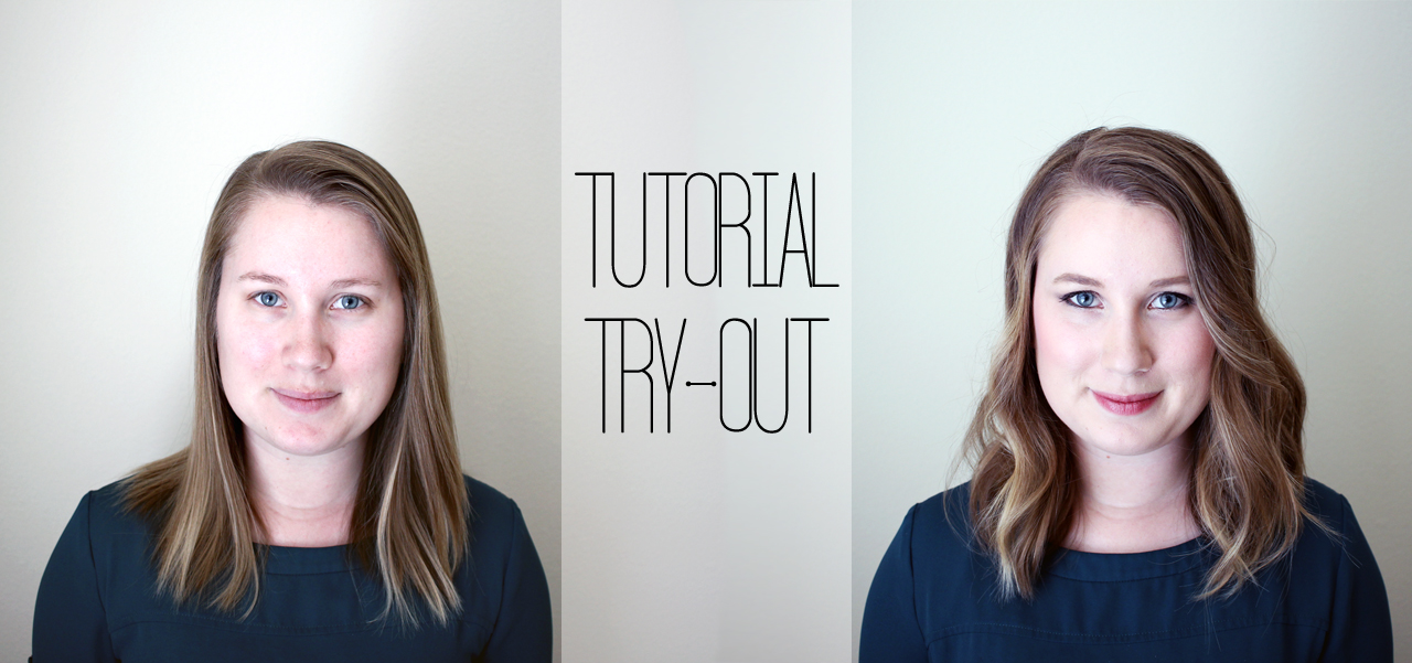 tutorial try-out: girl next door