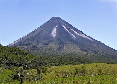 Volcán Arenal en Costa Rica