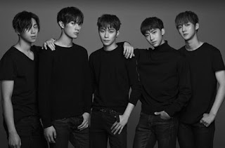 Lyric : KNK - Good Night