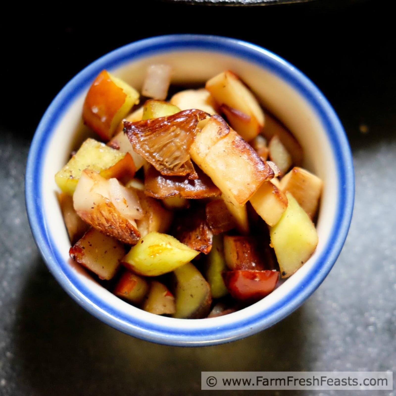Jujube Fruit And King Oyster Mushroom Saute Farm Fresh Feasts