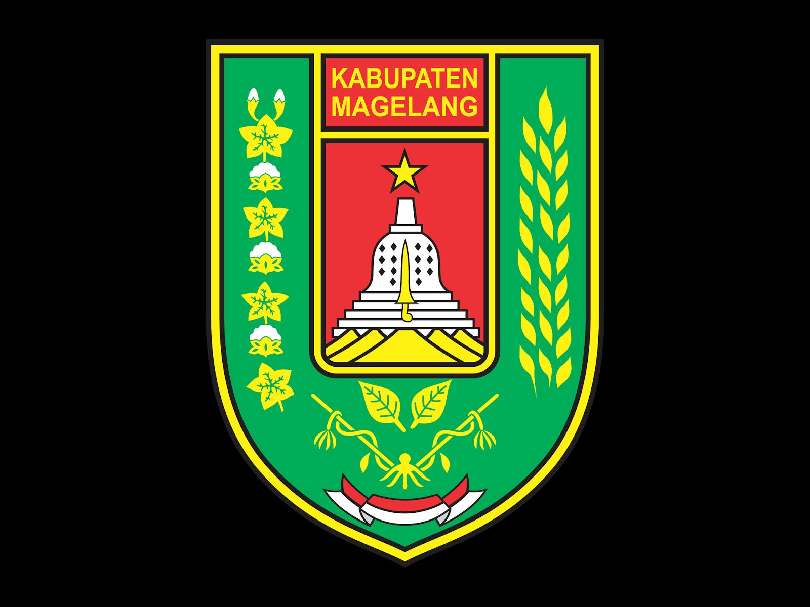 Logo Kabupaten Magelang Format Cdr Png Biologizone