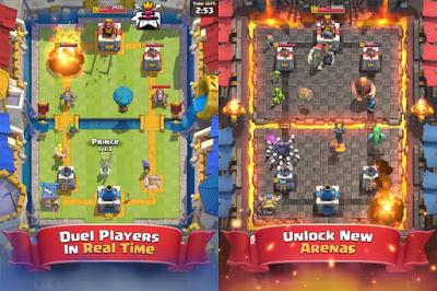 Clash Royale New Apk