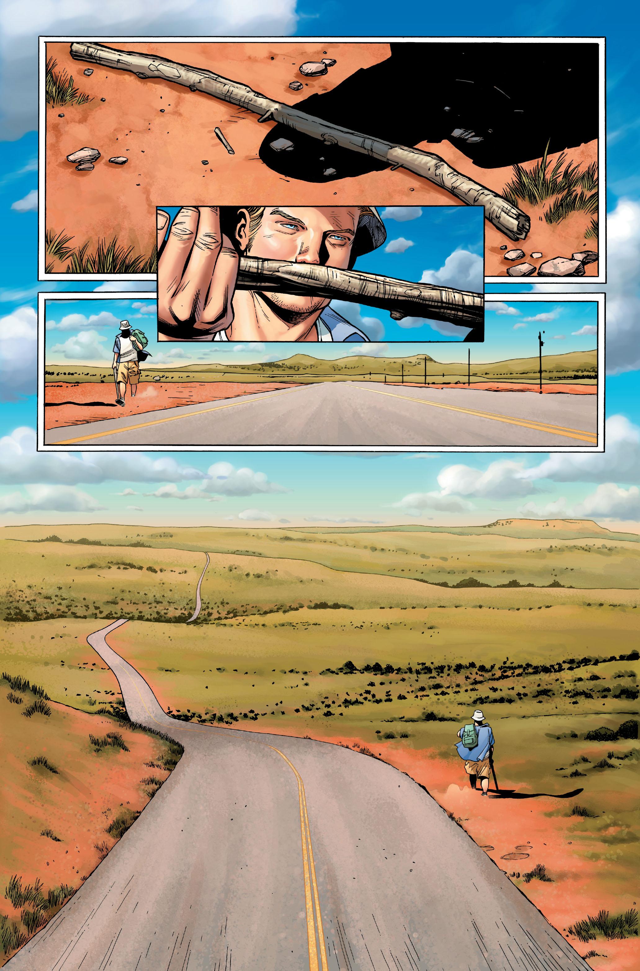 Thor (2007) Issue #1 #1 - English 21