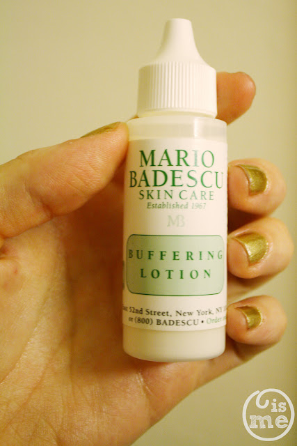Product Rave: Mario Badescu Buffering Lotion by beauty blogger Meg O. on the Go