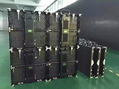 Đơn vị thi công màn hình led p2 giá rẻ tại Hà Tĩnh