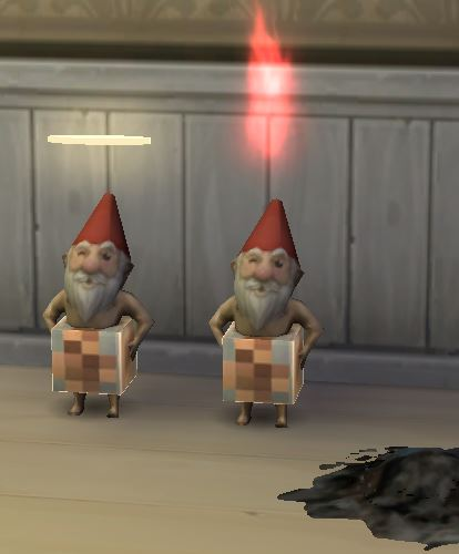 Sims 4 Make It Happen It S Gnome Business Like Appeasing Seasons Sims 4