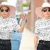 FOTOS HQ: Lady Gaga llegando a estudio de grabación en New York - 20/10/16