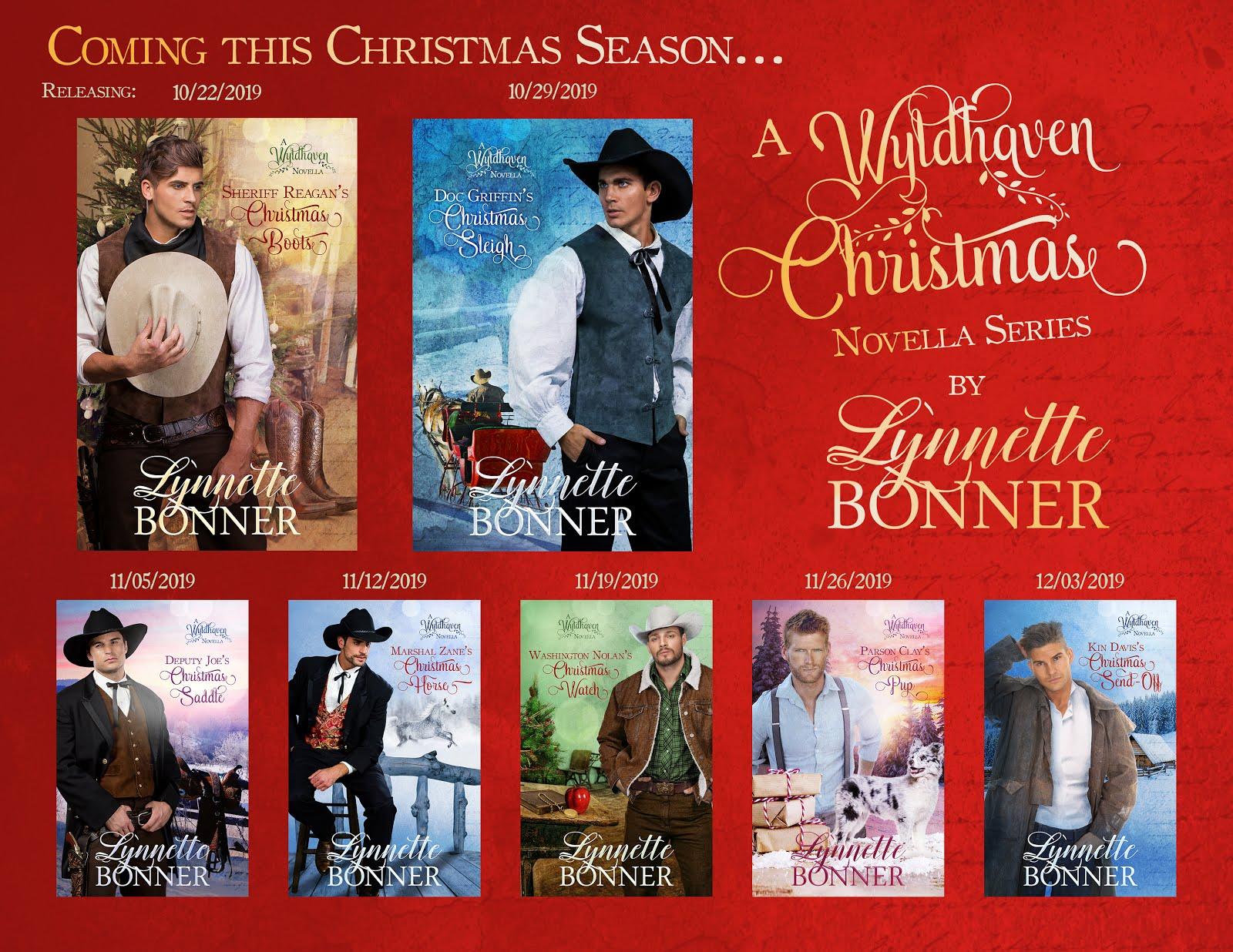 The Windhaven Christmas Novella Series