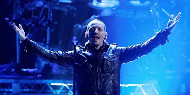 Vokalis Linkin Park Bunuh Diri