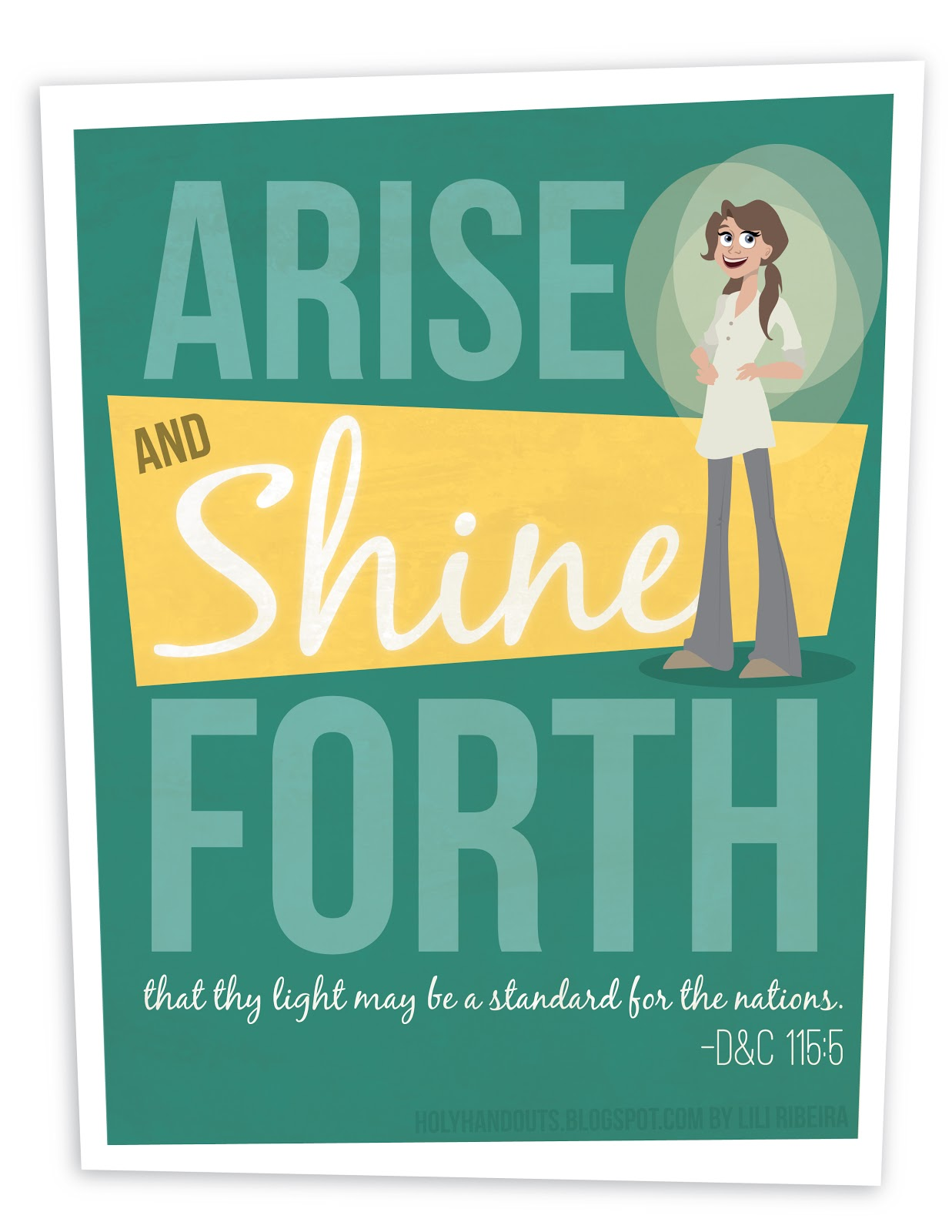 Lds arise and shine forth video