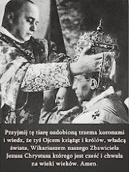 Znalezione obrazy dla zapytania tenete traditiones permanete in iis quae didicistis